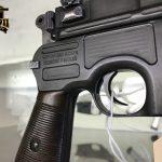 Broom-Handle Mauser: 30 Mauser or 9mm Luger?