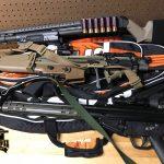 POTD — Long Guns Checked Into Armory