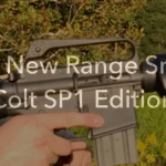 That New Gun Range Smell: Colt SP1