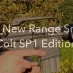 That New Gun Range Smell: Colt SP1