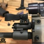 Removing the SCAR Front Sight