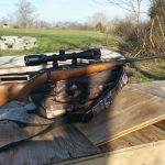 Quiet Time on the Range