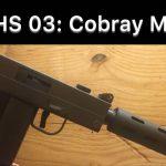 SHS 03: Cobray M11