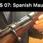SHS 07: Spanish Oviedo 7.62 NATO Mauser
