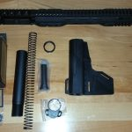 Update on the AR Pistol build.