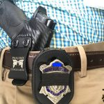 POTD — Mass State Police M&P 45