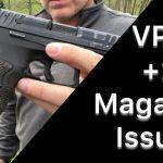 VP9 +2 Magazine Problems