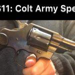 SHS 11 – Colt Army Special