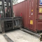 Range Building – Shipping Containers