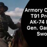 Armory Chat 41: AK-74 mags, IFAK, T91 Parts, Gen. Garnett's Sword.