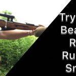 Trying to Beat the Rain – Russian Sniper