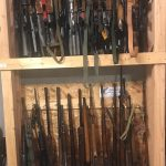 POTD – Re-Organizing Rifle Racks