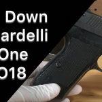 Bernardelli P.ONE – P018 Takedown