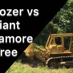 D8 Dozer vs Tree