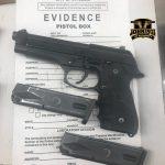 POTD — Beretta 92D Police Trade-In