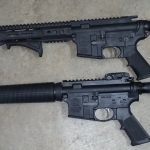 AR-15 vs AR Pistol Build