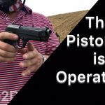 Pistol Pit is Operational