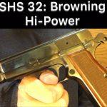 SHS 32- Browning Hi-Power