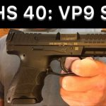 SHS 40 – HK VP9 SK Pistol