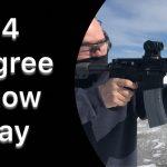 14 Degree Snow Day