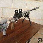 Custom MAS-36 Rifle Idlib, Syria