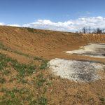 Pistol Pit Erosion Control