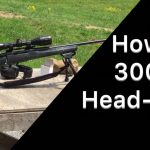 Howa 300 Yard Headshot