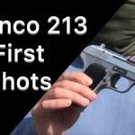 Norinco 213 First Shots