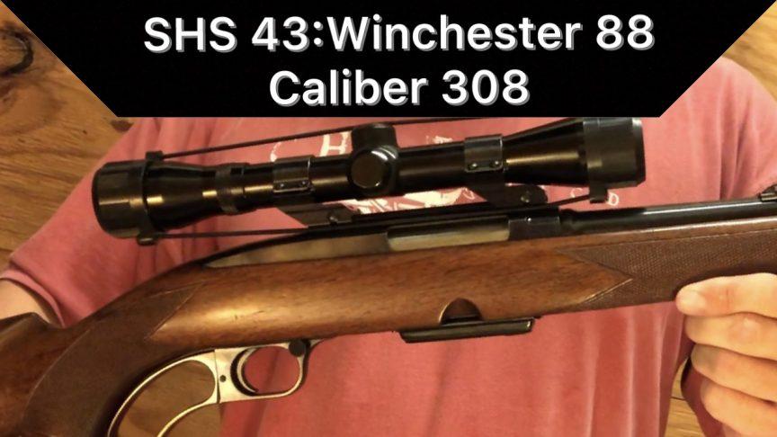 Winchester 88 308 Caliber