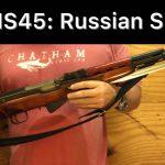 SHS-45: Russian SKS