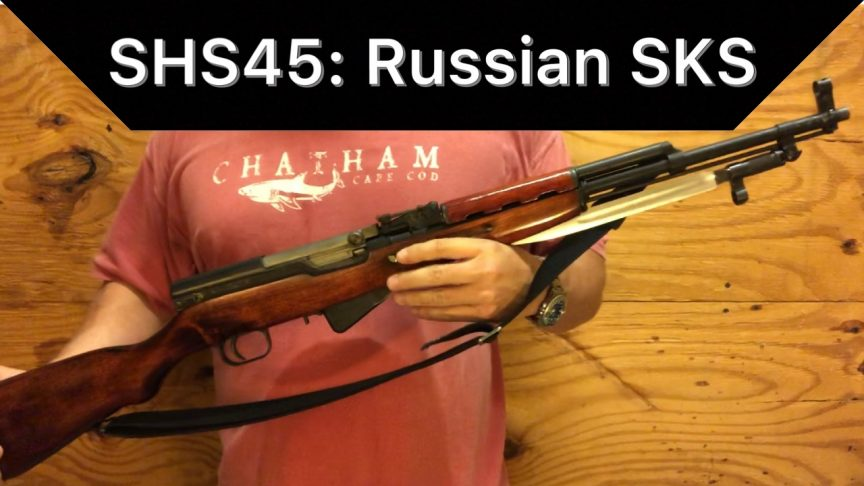 Second Hand Showcase 45: Russian SKS