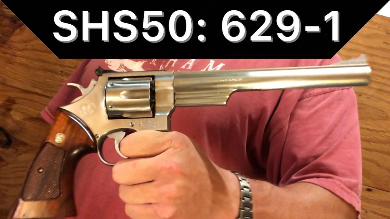 SHS50 - S&W 629-1 Revolver