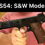 SHS-54: Smith & Wesson Model 41