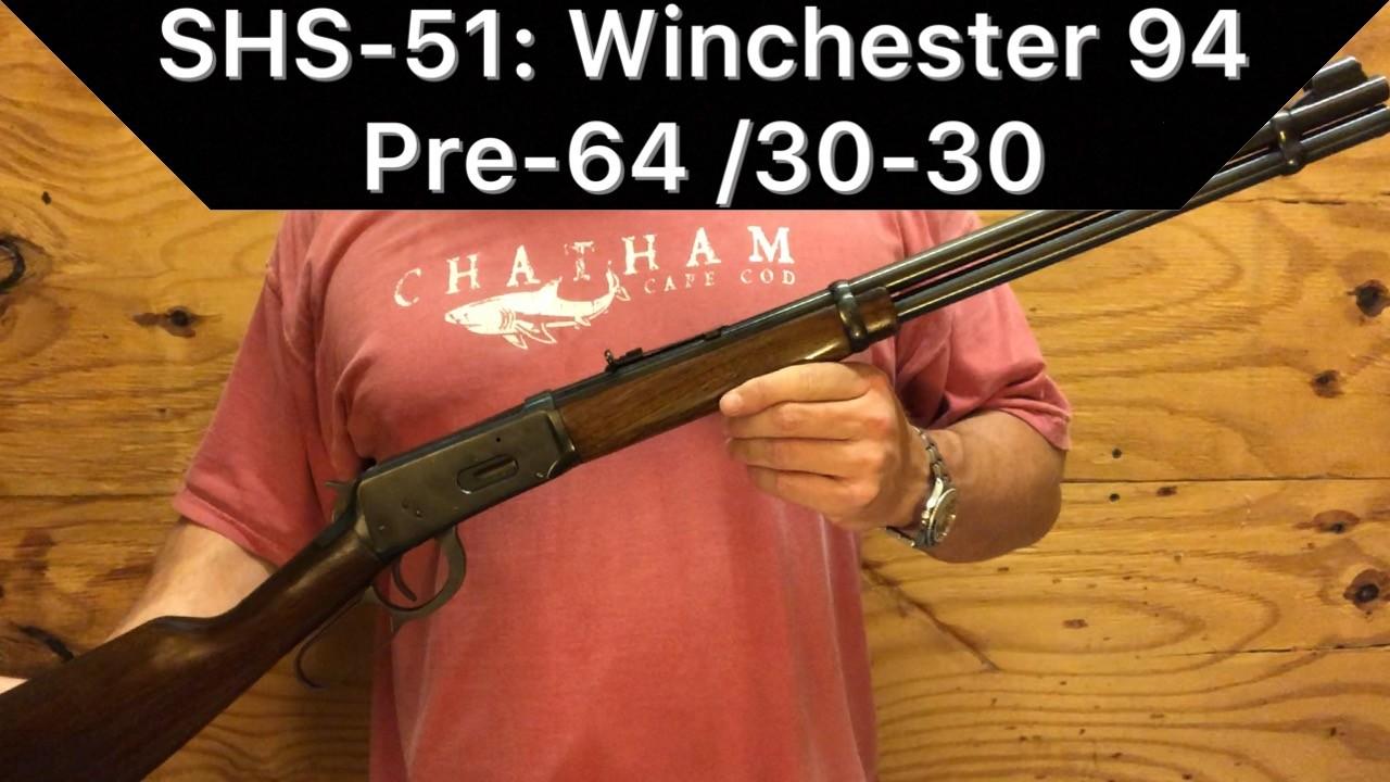 SHS-51 Winchester 1894