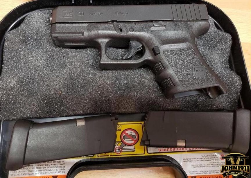 Freeze buy's his first Glock at 541
