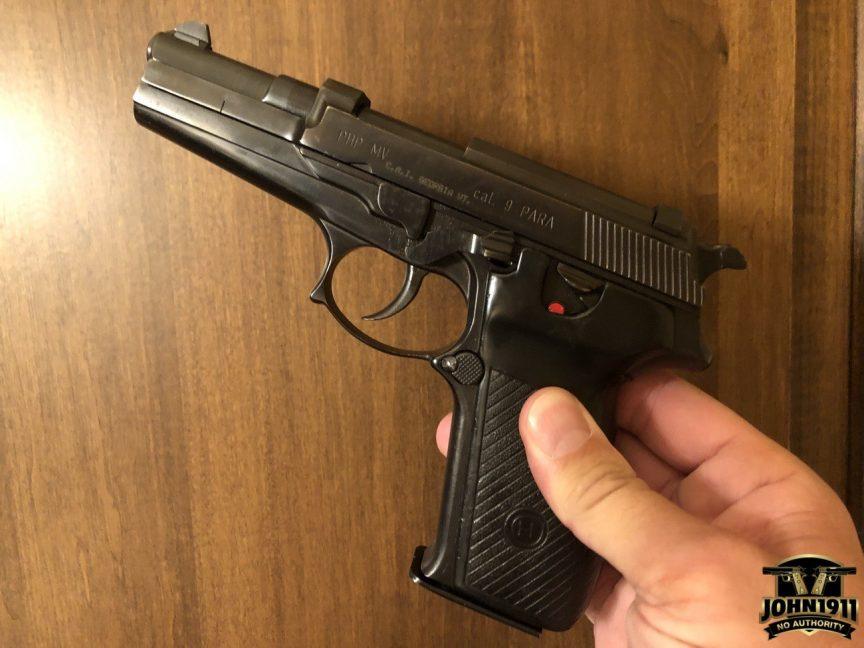 Croatian PHP MV 9mm Pistol