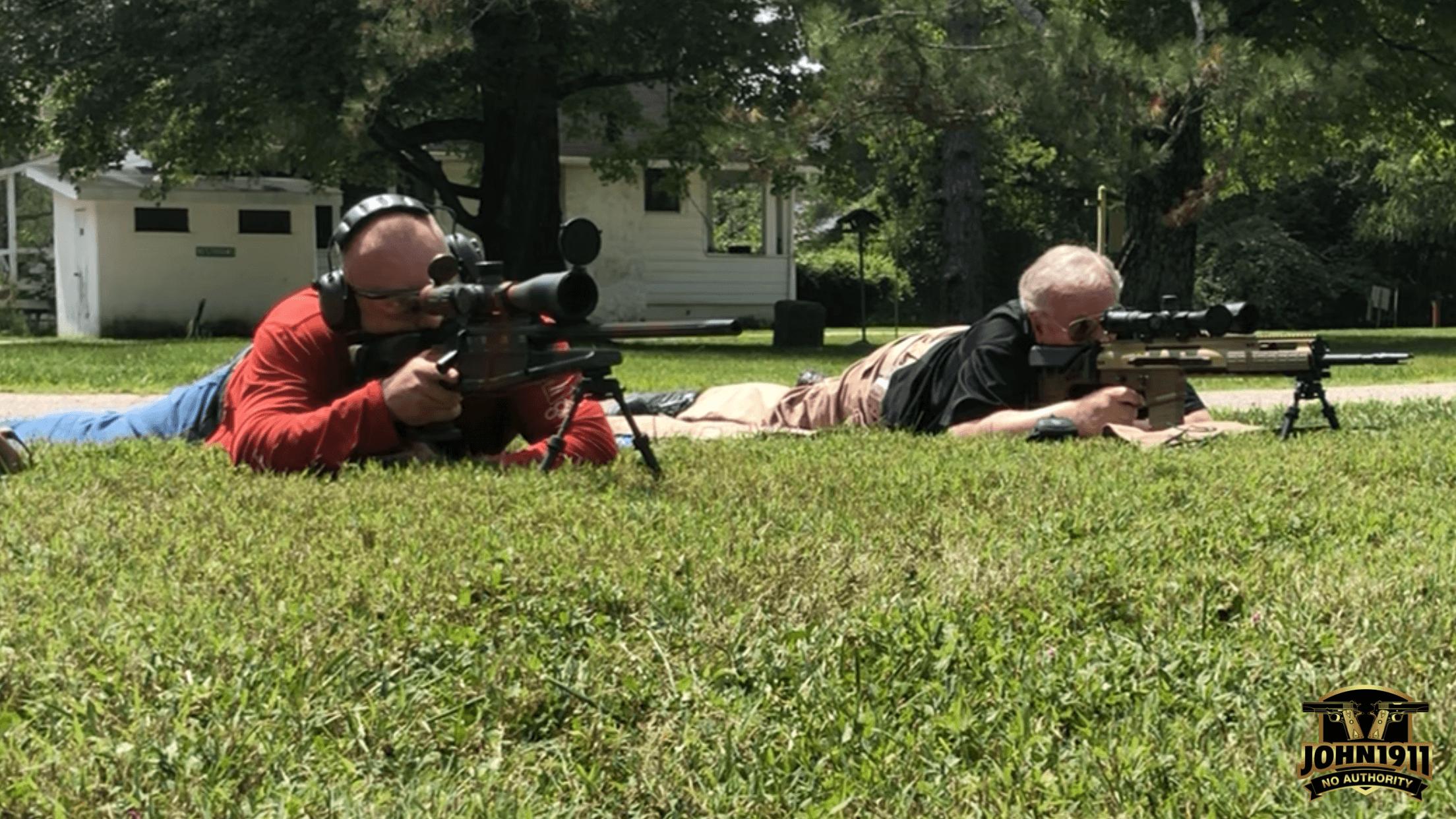 POTD - Timed Hostage Rescue Shot