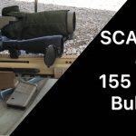 SCAR-20 155g Bullet Test