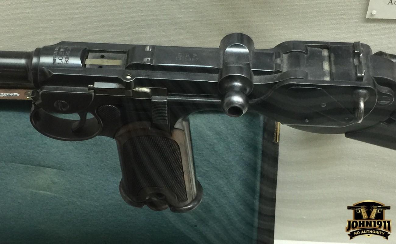 Borchardt Carbine