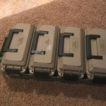 MTM 4 Can ammo strorage Cases