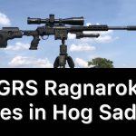 GRS Ragnarok Rides in a Hog Saddle