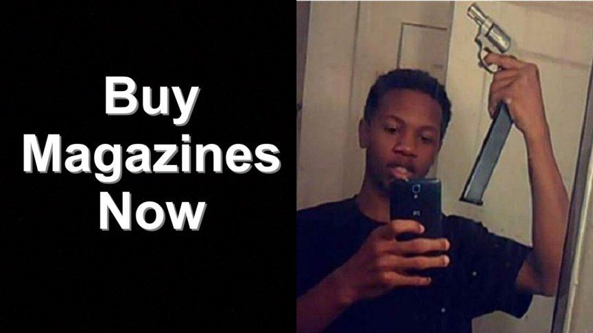 Buy AR Magazines now.