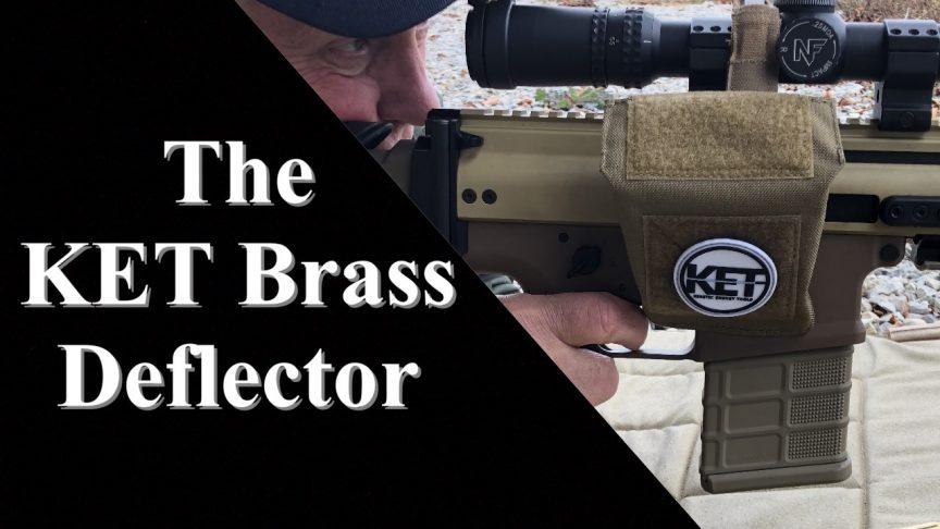 KET Brass Deflector