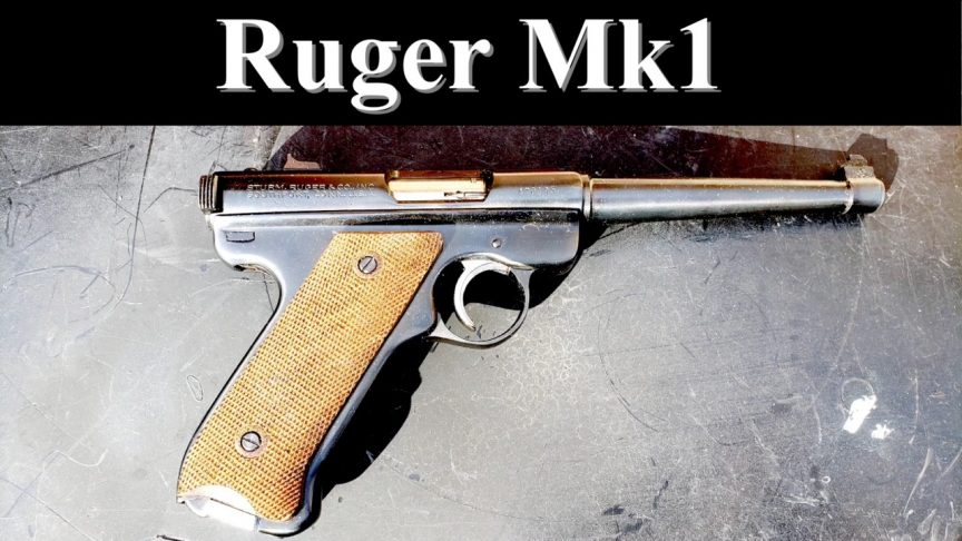Ruger Mk1 New Mint Condition.