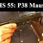 SHS 55 – P38 Pistol by Mauser