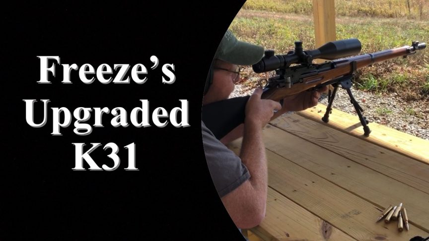 Freeze's Upgraded K31