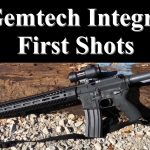 Gemtech Integra First Shots