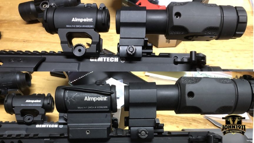 Aimpoint 6x Project