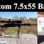 Custom 7.5×55 Barrel