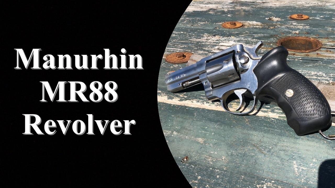 Manurhin MR88 First Shots